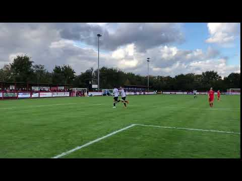 Pavey scores Dartford's 3rd and completes his hatrick V Needham Market