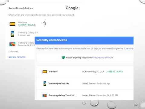 Check Your Facebook, Google, Linkedin and Yahoo Security Settings