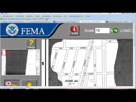 How to Check Your Flood Zone Designation