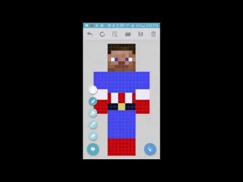 Skin Creator Google Play Google Skin E - Skin para minecraft pe do authenticgames