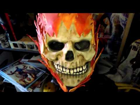 Ghost Rider Cosplay!! Part 5