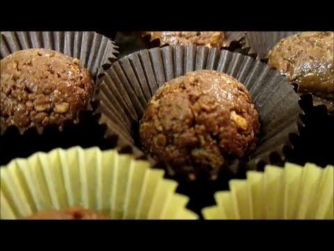 How to make Slimming World Low Fat Chocolate Ferrero Rochers