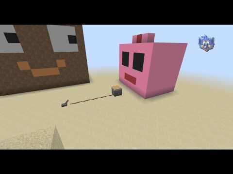 Minecraft - The Blockheads No.1 - The Piston