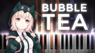 dark cat · Bubble Tea | LyricWulf Piano Tutorial on Synthesia