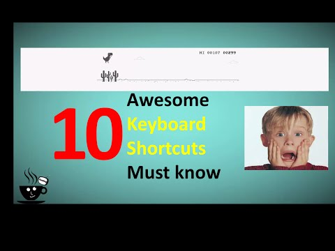 10 Awesome Keyboard Shortcuts Must Know 2016