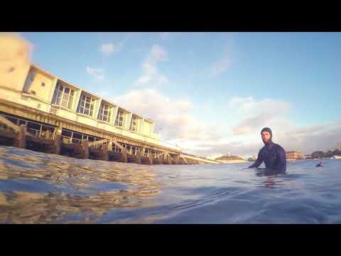 Animal Wetsuits - Dawnie at Bournemouth Pier | Animal UK