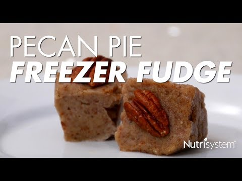 Pecan Pie Fudge Recipe