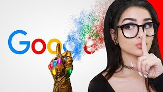 Google Secrets you didn't KNOW ABOUT
