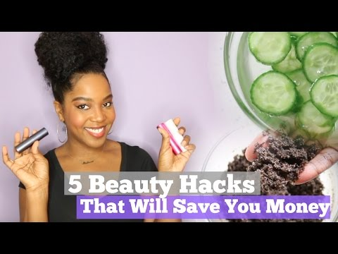 5 Beauty Hacks That WIll Save You Money |  ft. ScentBird