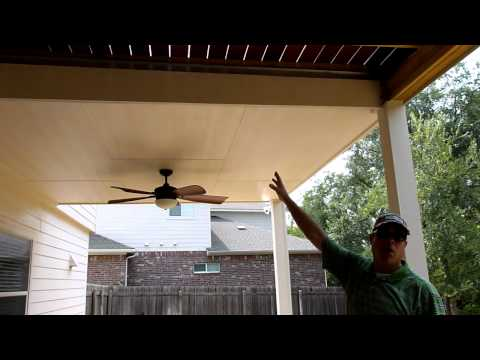 What is a dry roof and how is it made?