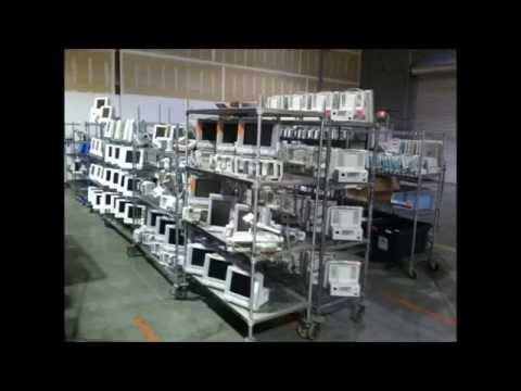 Used Medical Equipment Auction- July 17, 2014