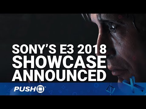 Sony E3 2018 Showcase: The Last of Us: Part 2! Death Stranding! Ghost of Tsushima! Spider-Man! | PS4