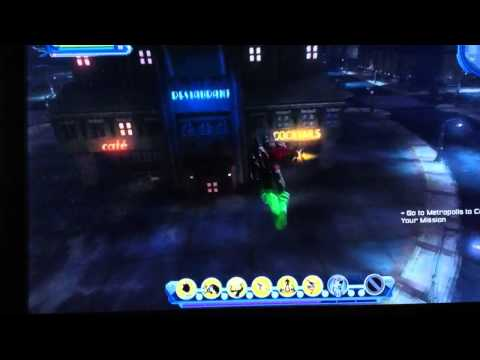 DCUO: Back And Waist (Meta-Collection Part 2)