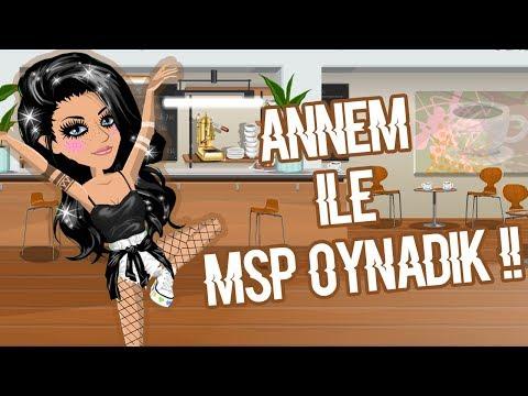 ANNEM İLE MSP OYNADIM !! - xMetk