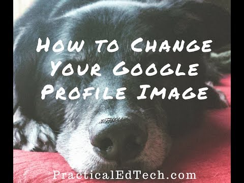 How to change your Google profile picture