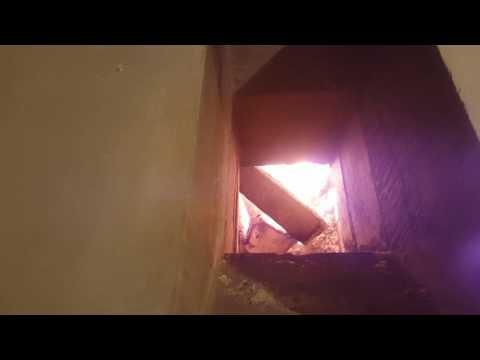 Rocket masonry heater
