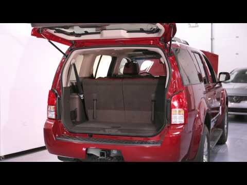 2012 NISSAN Pathfinder - Spare Tire and Tools