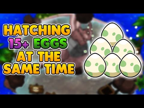 HATCHING OVER 15+ POKEMON EGGS AT THE SAME TIME!? SUPER EASY AND EFFICIENT EGG HATCHING GUIDE