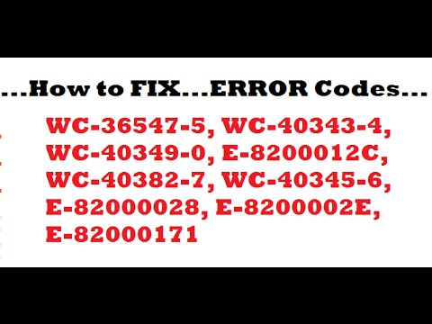 PS4 Error Code | WC-36547-5 | Invalid Card | Work-Around | WC-40382-7