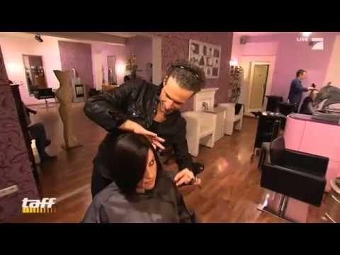 Long Hair to A-Line Bob Haircut