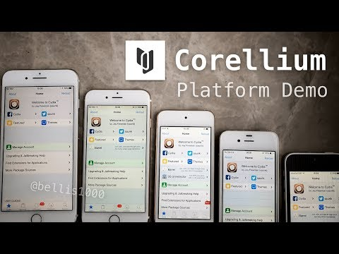 iPhone Virtualisation Demo/Preview Using Corellium | Platform Demo from Chris Wade