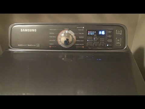 Samsung Dryer Loud Noise Fix (belt idler pulley replacement)