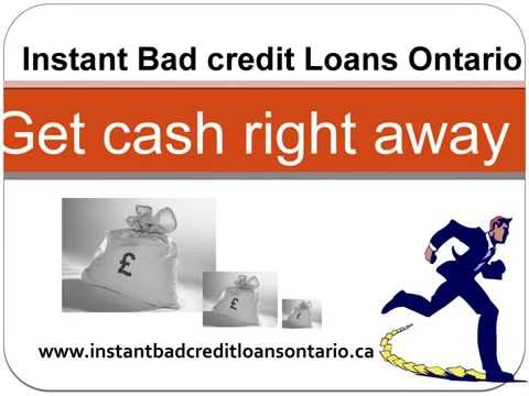 Loans Ontario- Your Credit Score keeps on Increasing