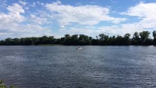 West Springfield firefighters search Connecticut River