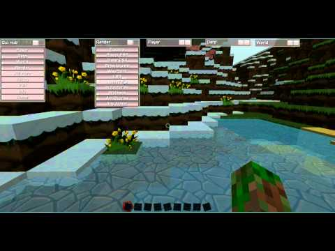 Minecraft hack: Kinky 1.6.2