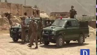 Pak Army killed 11 TTP terrorists on Pak-Afghan border
