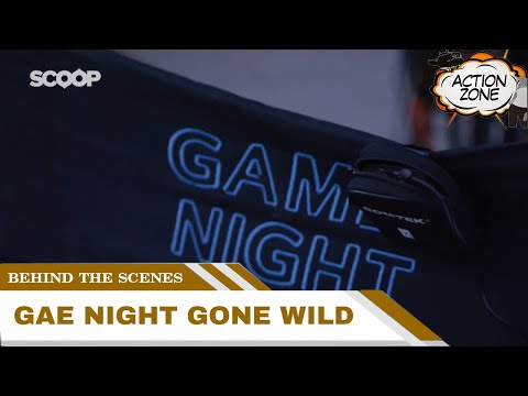 Game Night Behind The Scenes | Making of Game Night | Action Zone
