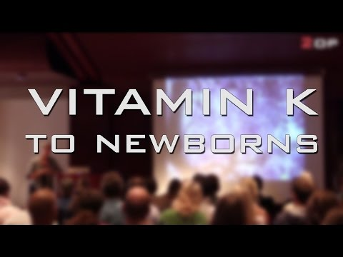 Vitamin K to newborns