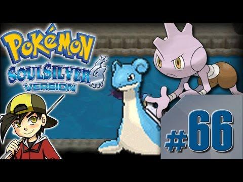 Pokémon Soul Silver EP.66 Conseguir a Lapras y Tyrogue