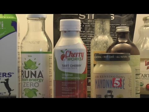Tart Cherry Juice Helps Pain Relief