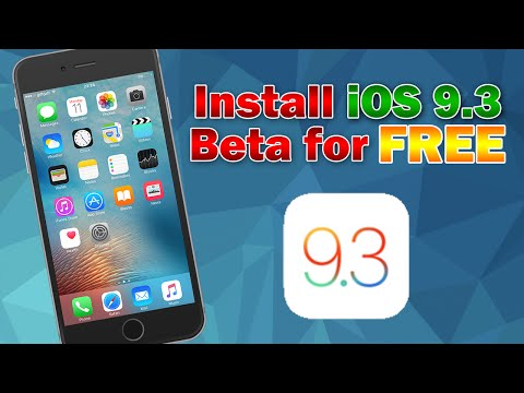 How to Install iOS 9.3.3 Beta 5 for Free (No UDID Activation) iPhone, iPod touch & iPad