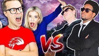 DISS TRACK SONG BATTLE ROYALE Challenge!  (Matt and Rebecca Zamolo vs Game Master Inc Roast)