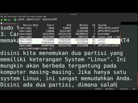 Cara Mengembalikan GRUB Ubuntu yang Hilang Tertimpa Windows