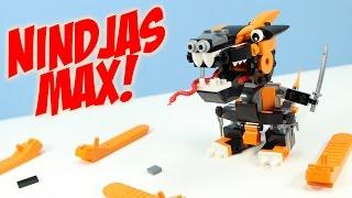 lego mixels series 8 mega max instructions