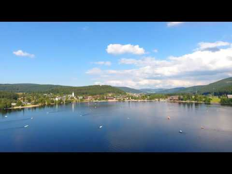 Lake Titisee Sunday Afternoon