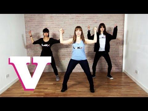 How To Dance GENTLEMAN - PSY