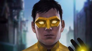 Hal Jordan goes Undercover as Yellow Lantern - Injustice 2