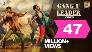 Gangleader - Gang-u Leader Promotional Video | Nani | Anirudh | Vikram K Kumar