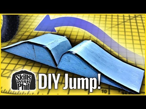 Building a beginner friendly ramp for BMX and Mountain bikes!