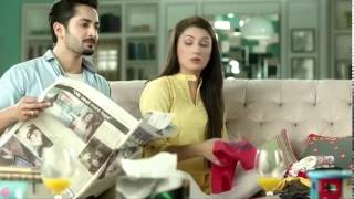 Aiza and Danish First AD After Marriage
