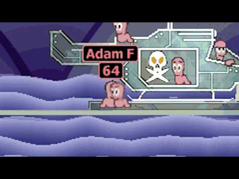 Worms Armageddon with Jack & Friends - Episode 8