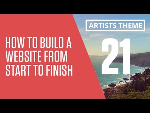 How to Build a Responsive Website From Start to Finish - Contact Form - part 21