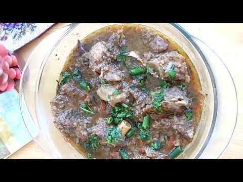 Mutton Stew (How to make Mutton Stew)  by Fatma's Kitchen