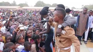 O Boy & Gambian Child Live At Sanchaba