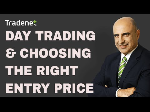 How to Decide Entry Price for Day Trading & $3K Profit!