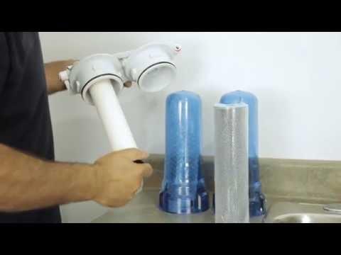 Rainfresh Drinking Water System 2 (UCS2) Installation
